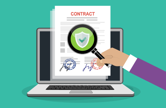 vendor management contract principles