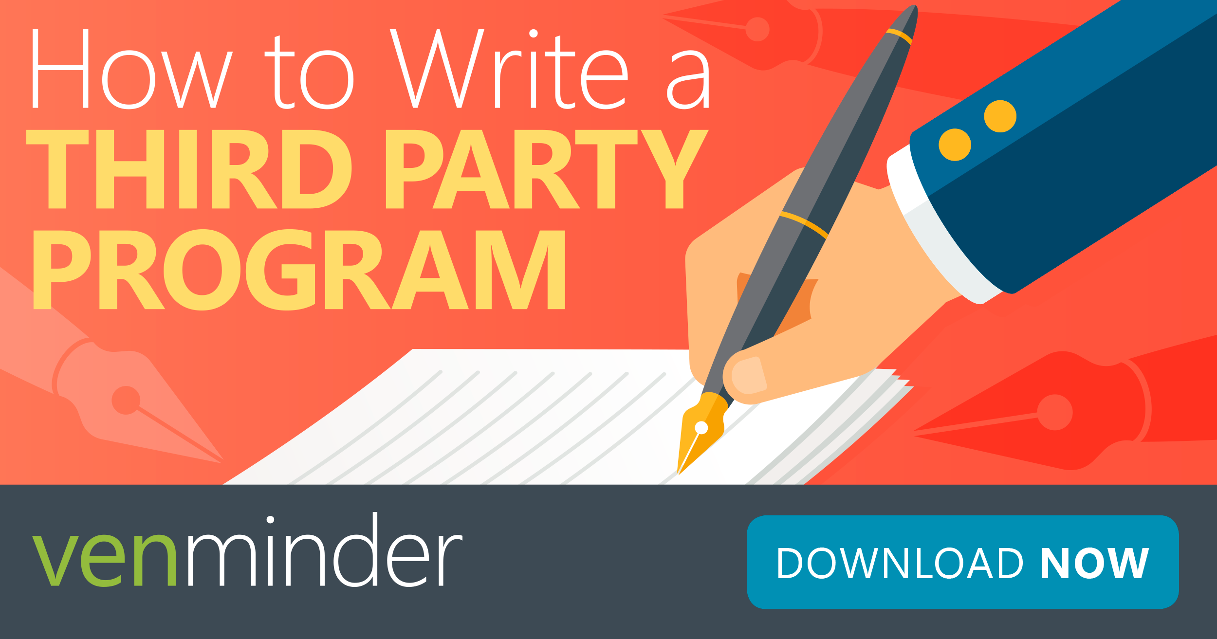 third party writing